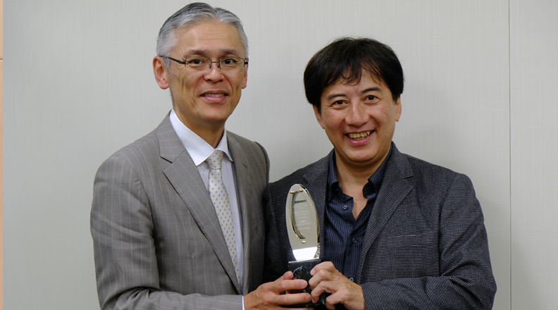 GRANDIT AWARD 2017 Prime Partner of the Year 受賞インタビュー